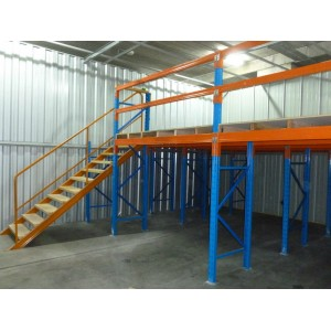 Mezzanine Floor Rack Supported & Structural Mezzanine
