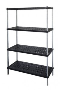 mantova coolroom shelving