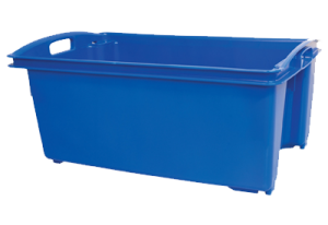plastic fish crate
