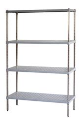 m-span coolroom freezer dry store shelving