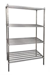 post style dunnage shelving mantova